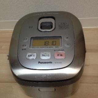 PanasonicパナソニックIHジャー炊飯器SR-HA10J6