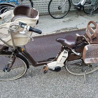 ブリジストン電動自転車