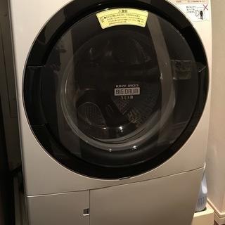 11Kタイプ 日立 ドラム式洗濯機...