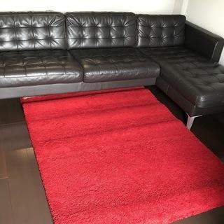 3人掛けソファ&寝椅子, グラン, ボームスタード ダークブラウン...