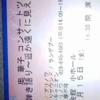 奥華子のコンサート
