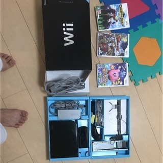 wii本体フルセット