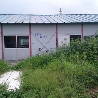 中古 プレハブ 事務所 倉庫 離れ 物置
