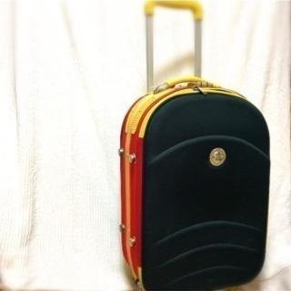 日本未発売 イタリアンカラー スーツケース