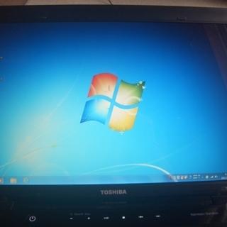 ノートパソコン Windows7  東芝 dynabook TX/...