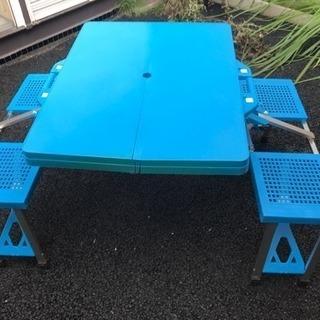 折り畳みテーブルイス!難あり(^^;;