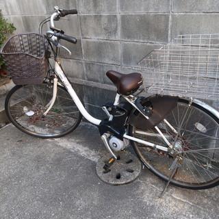 パナソニック製電動アシスト自転車をお譲りします