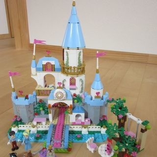 レゴ ディズニープリンセス シンデレラの城(41055)