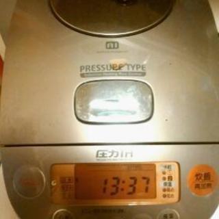 圧力1H炊飯器