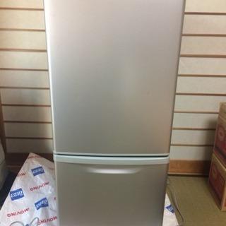 パナソニック2010年製 2ドア冷蔵庫 サイズ138L