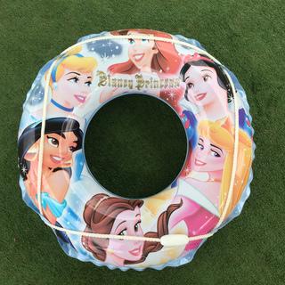 【中古】50cmサイズの浮き輪
