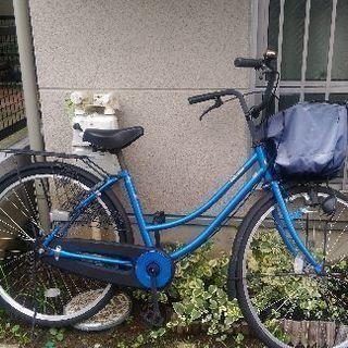 自転車 【中古ですがまだ乗れます】
