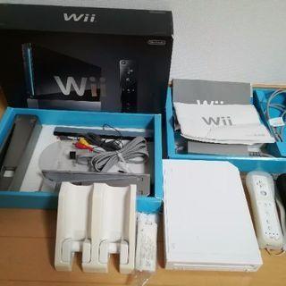 Wii 本体とPS3、3DS、PSP等交換希望です!
