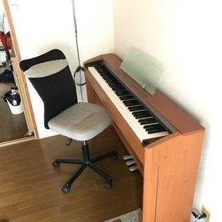 電子ピアノ カシオ PX-800 美品 椅子付き可