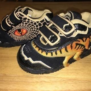ダイナソールズ  Dinosoles T-rex Shoes