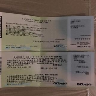 summersonic2017 大阪8/20