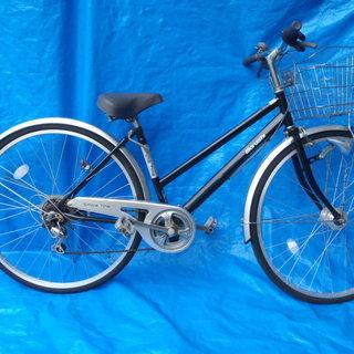 LEDオートライト付シティサイクル 中古自転車 113
