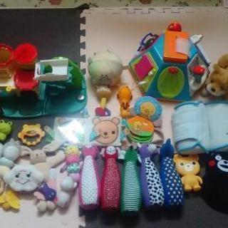 【早いもの勝ち!】おもちゃ一式+ハンドルセット(別出品を統合しまし...