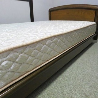 フランスベッド社製シングルベッド(1台)