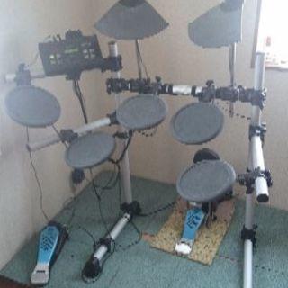 YAMAHA 電子ドラム DTX500