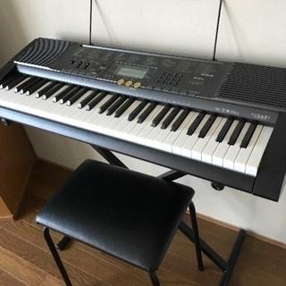 価格の交渉OK★casio LK-113★電子ピアノ