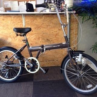 AMERICAN EAGLE 20インチ 折りたたみ自転車