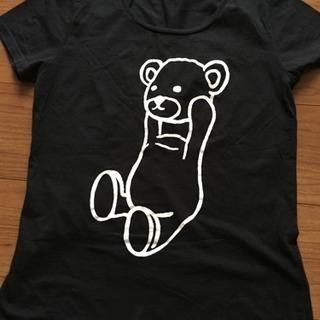 graniphのcontrolbearTシャツ