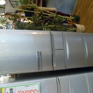 中古 HITACHI 5ドア冷蔵庫 (415L) 右開き R-S4...