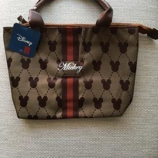 【新品】ミッキーマウスの手提げバッグ