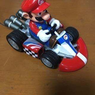 マリオカートのおもちゃ