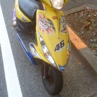 日本に数台 RS-Z  100cc 絶好調