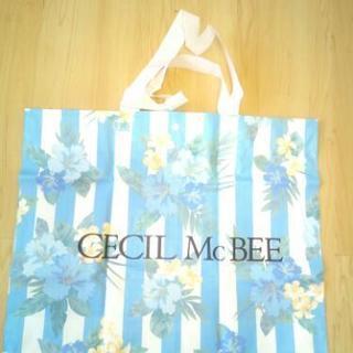 CECIL McBEE ショップ袋