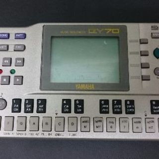 美品 YAMAHA MUSIC SEQUENCER QY70