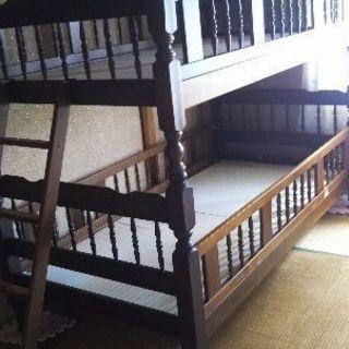 二段ベッド*引き取り希望(*^^*)