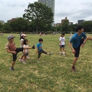 サッカーとかけっこのパーソナルトレーニング(家庭教師)