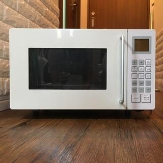 無印良品 電子レンジM-E10C 2009年製