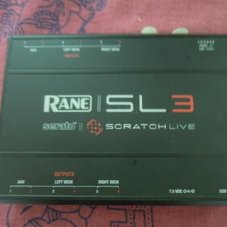 【PCDJ】RANE SERATO SCRATCH LIVE SL...