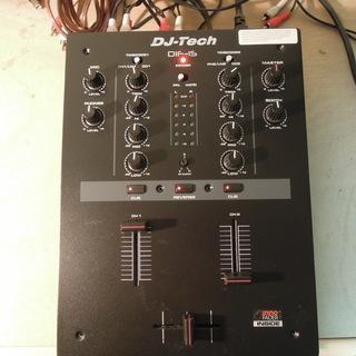 【未使用・美品】DJ-Tech D...