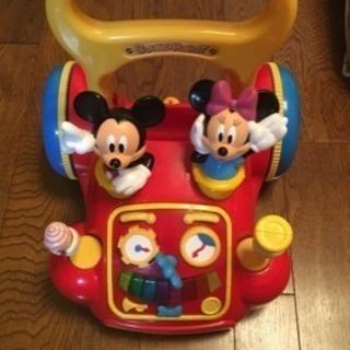 ディズニー トゥーンタウン あっちこっちウォーカー 亀おもちゃ