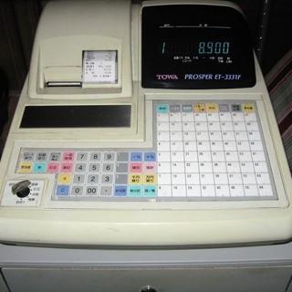 TOWAレジスタープロスパーET-3331F型 サーマル紙45mm...