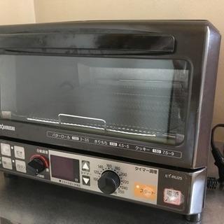 【取引中】象印オーブントースター ET-RU25 ※終了時の音が鳴...