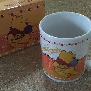 【未使用】プーさんマグカップ