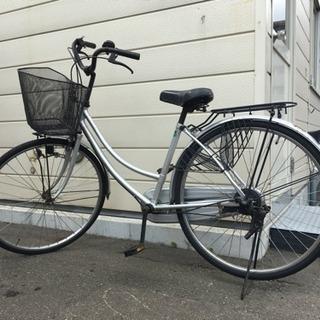 大人用自転車26インチ〔ママチャリ〕