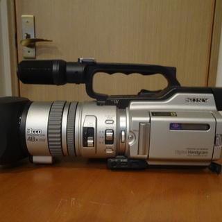 3CCDビデオカメラ売ります