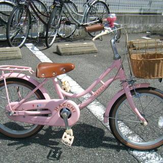中古自転車34(防犯登録無料) ブリヂストン ハッチ 16インチ ...