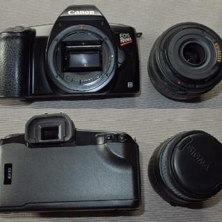Canon Eos REBEL フィルムカメラ SIGMA AFレ...