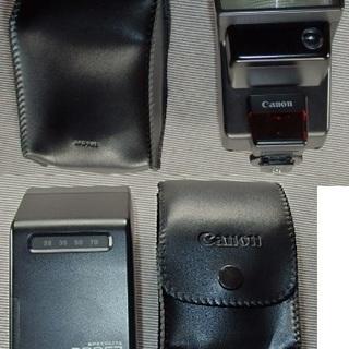 Canon ストロボ 300EZ