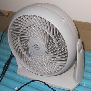 室内の空気を循環 サーキュレータ