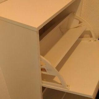 【美品】IKEAの靴箱