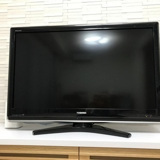 [交渉中]レグザ37インチテレビ